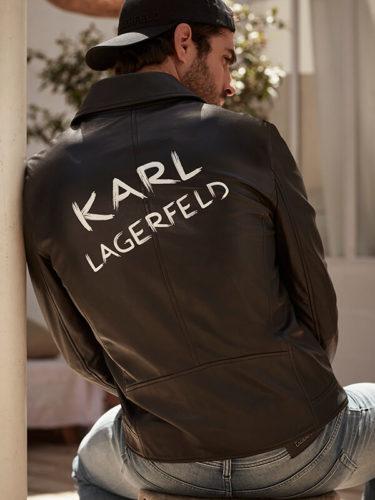 KARL-LAGERFELD-Potsdam-Jacke