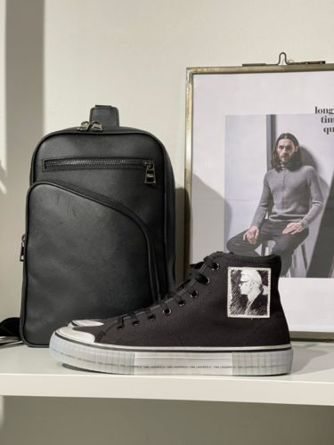 Artikel 71 / Sneaker Lagerfeld, Alt: 159.95 / Neu: 99.95