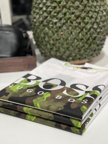 Artikel 82 / T- Shirt Hugo Boss, Alt: 59.95 / Neu: 39.95