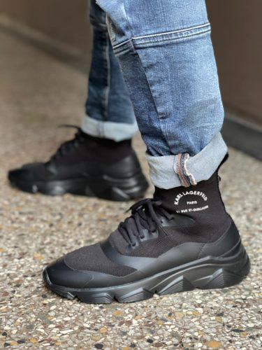 Artikel 120 /  Sneaker Lagerfeld, Alt: 219.95 / Neu: 159.95